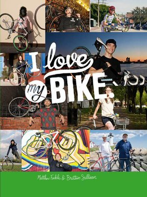 Title details for I Love My Bike by Matthew Finkle - Available