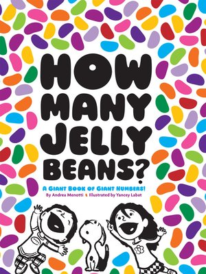 cover image of How Many Jelly Beans?