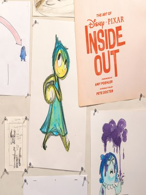 cover image of The Art of Inside Out