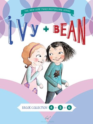 cover image of Ivy and Bean Bundle, Books 4 - 6