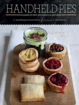 cover image of Handheld Pies