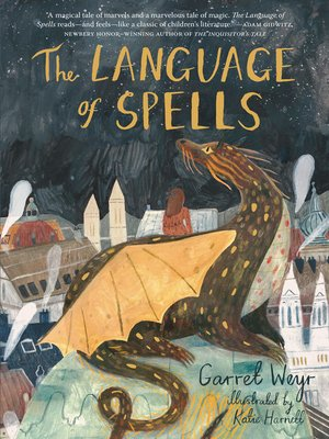 cover image of The Language of Spells