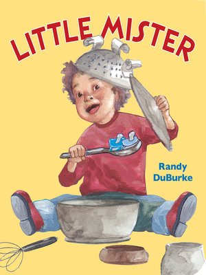 cover image of Little Mister