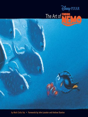 cover image of The Art of Finding Nemo