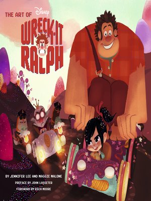 cover image of The Art of Wreck-It Ralph