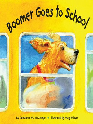 cover image of Boomer Goes to School