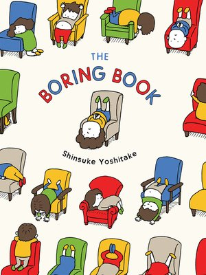 cover image of The Boring Book