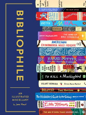 cover image of Bibliophile