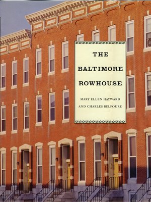 cover image of Baltimore Rowhouse