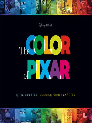 cover image of The Color of Pixar