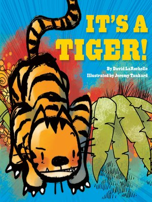 cover image of It's a Tiger!