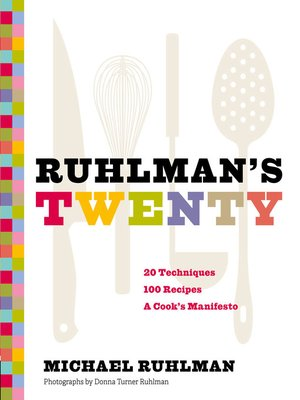 cover image of Ruhlman's Twenty