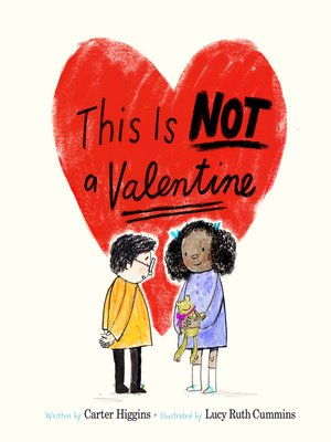 cover image of This Is Not a Valentine