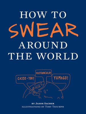 cover image of How to Swear Around the World