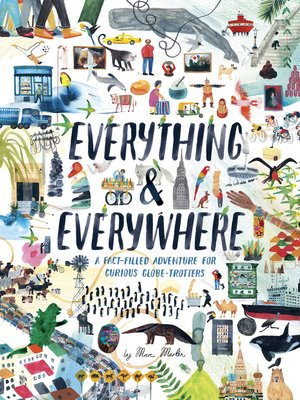 cover image of Everything & Everywhere