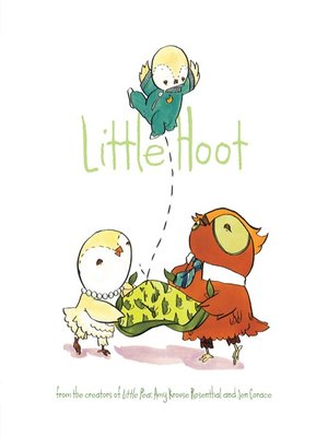 cover image of Little Hoot