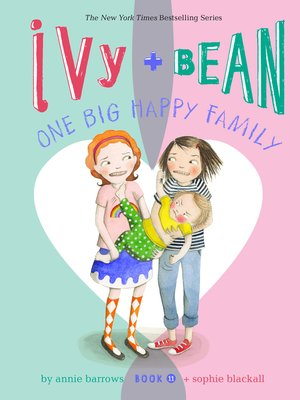 cover image of Ivy and Bean One Big Happy Family