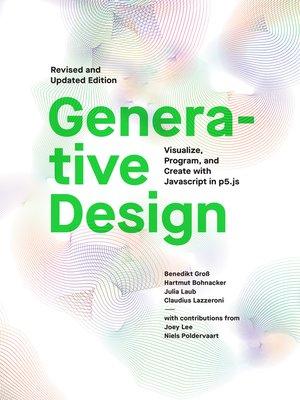 cover image of Generative Design