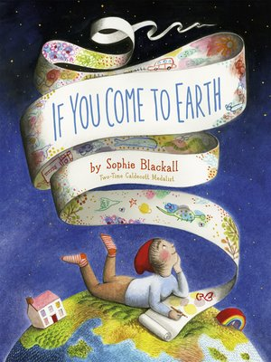 cover image of If You Come to Earth