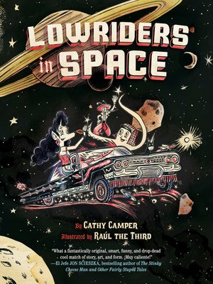 cover image of Lowriders in Space