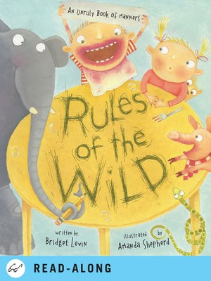 cover image of Rules of the Wild