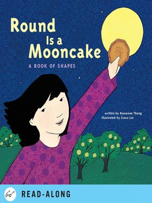 cover image of Round is a Mooncake