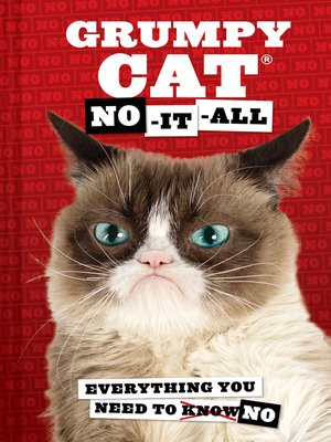 cover image of Grumpy Cat