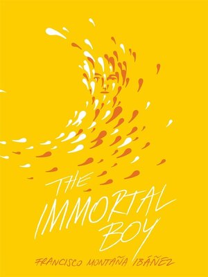 cover image of The Immortal Boy