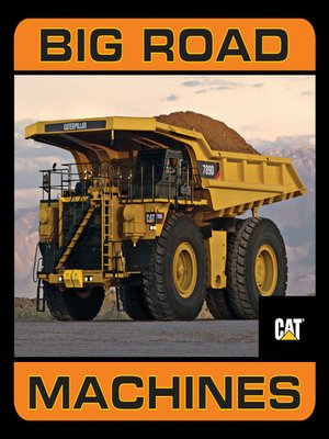 cover image of Big Road Machines
