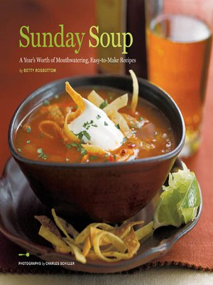 cover image of Sunday Soup