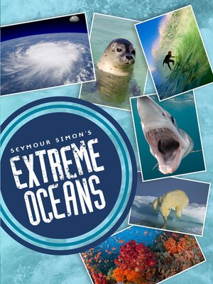 cover image of Seymour Simon's Extreme Oceans