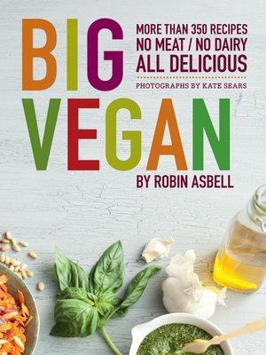 cover image of Big Vegan