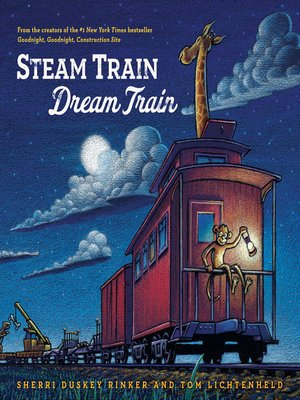 cover image of Steam Train, Dream Train