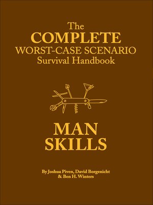 cover image of The Complete Worst-Case Scenario Survival Handbook