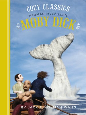 cover image of Moby Dick