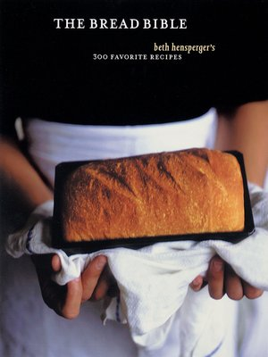 cover image of The Bread Bible