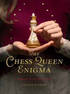 cover image of The Chess Queen Enigma