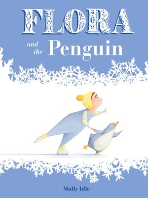 cover image of Flora and the Penguin