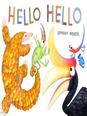 cover image of Hello Hello