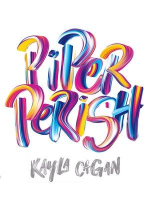 cover image of Piper Perish