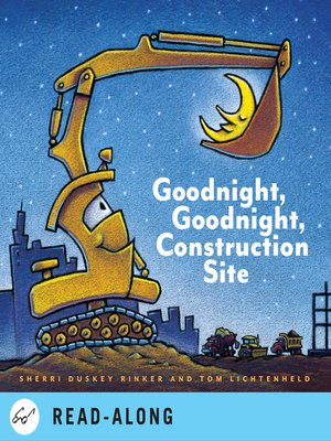 cover image of Goodnight, Goodnight Construction Site