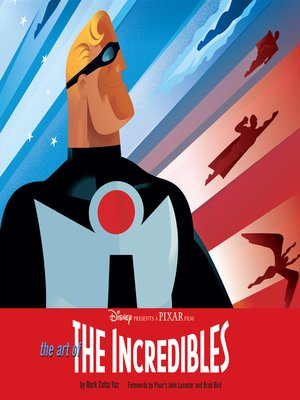 cover image of The Art of the Incredibles