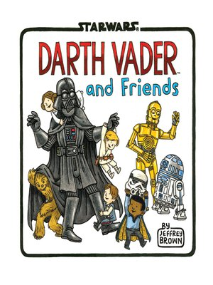 cover image of Darth Vader and Friends