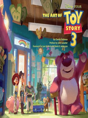 cover image of The Art of Toy Story 3