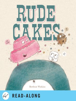 cover image of Rude Cakes