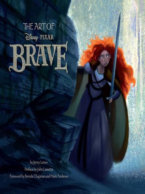 cover image of The Art of Brave