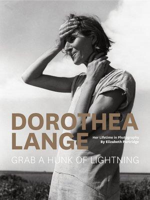 cover image of Dorothea Lange