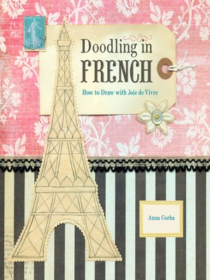 cover image of Doodling in French