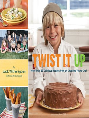 cover image of Twist It Up