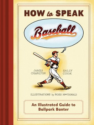 cover image of How to Speak Baseball